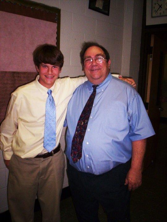 Mr. Gehringer's 9th Grade Photo