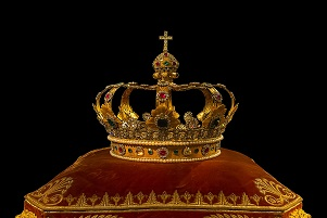 Gold Crown on a Pillow - small.jpg