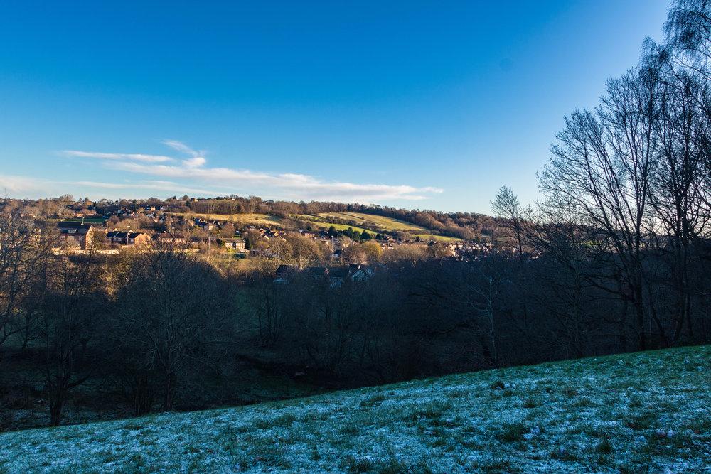 Woodhouse Ridge, December 2017