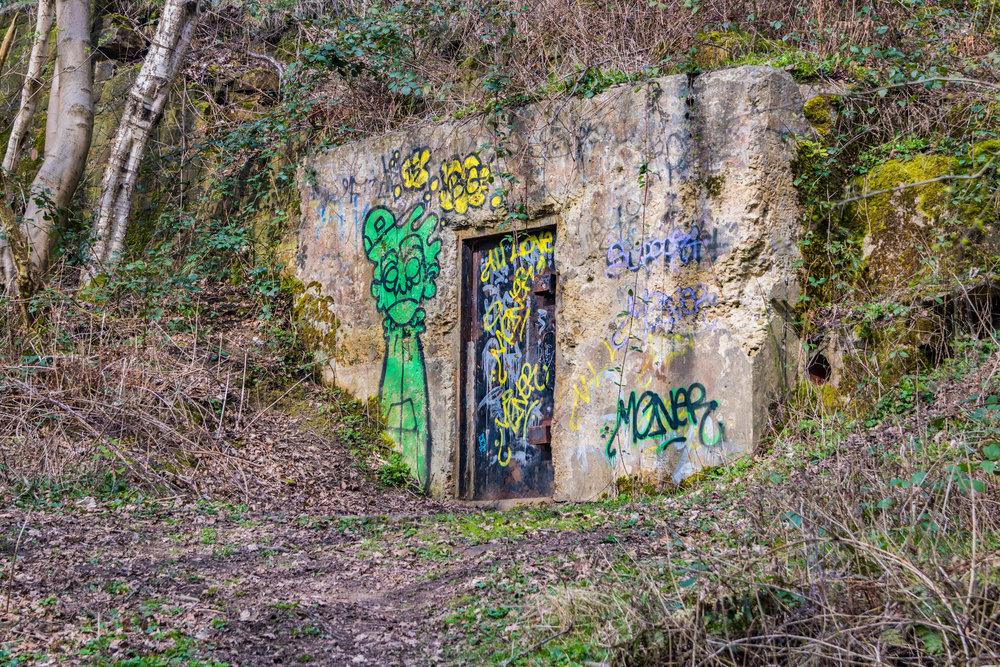 Adel Underground Bunker