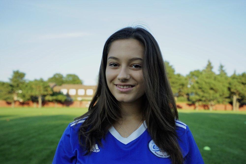 #9 | Kristina GargiuloMidfielder - 2021 -