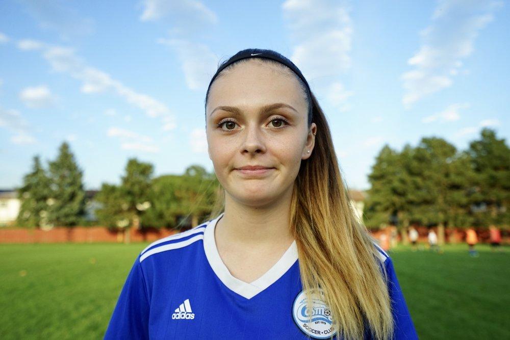 #13 | Brianna ChiassonMidfielder - 2021 -