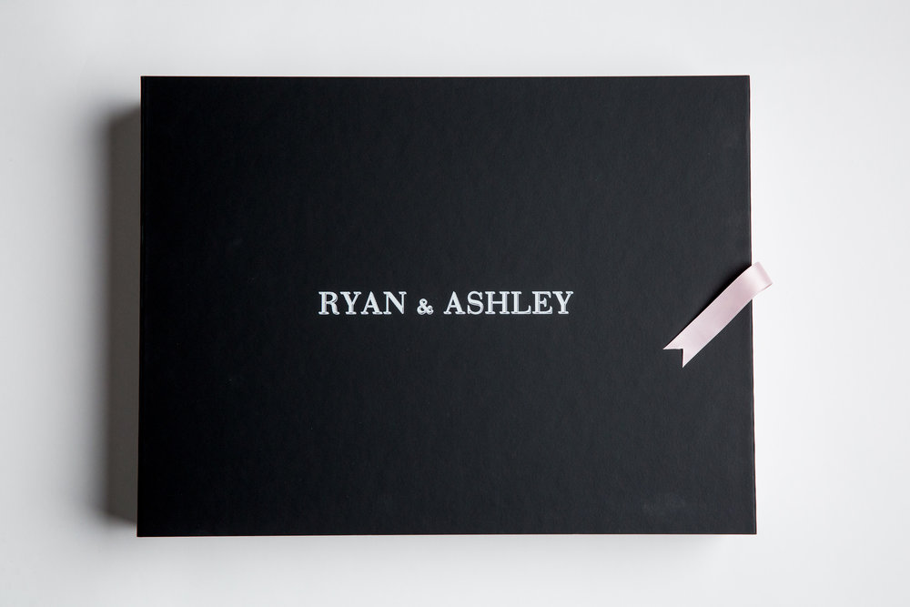 GraphiStudio Wedding Book Box Modern Wedding Photography