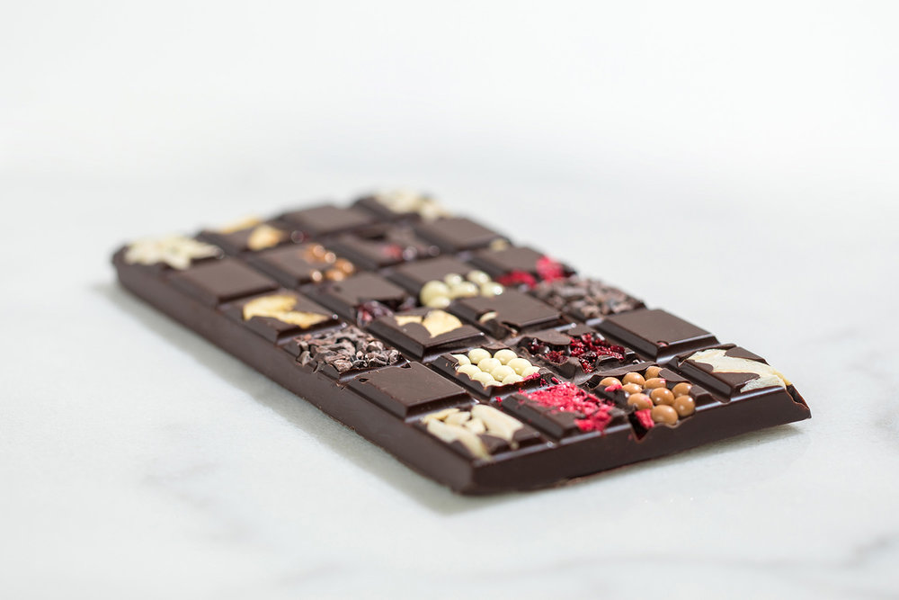 Fruit and Nut Reveal Bar