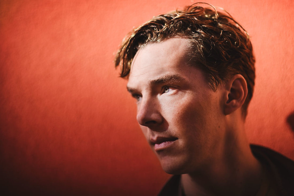 Benedict Cumberbatch, West London