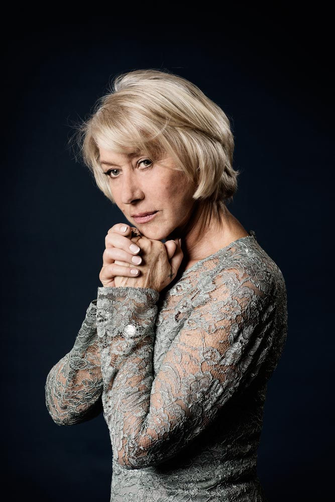 Dame Helen Mirren, The Dorchester, Mayfair