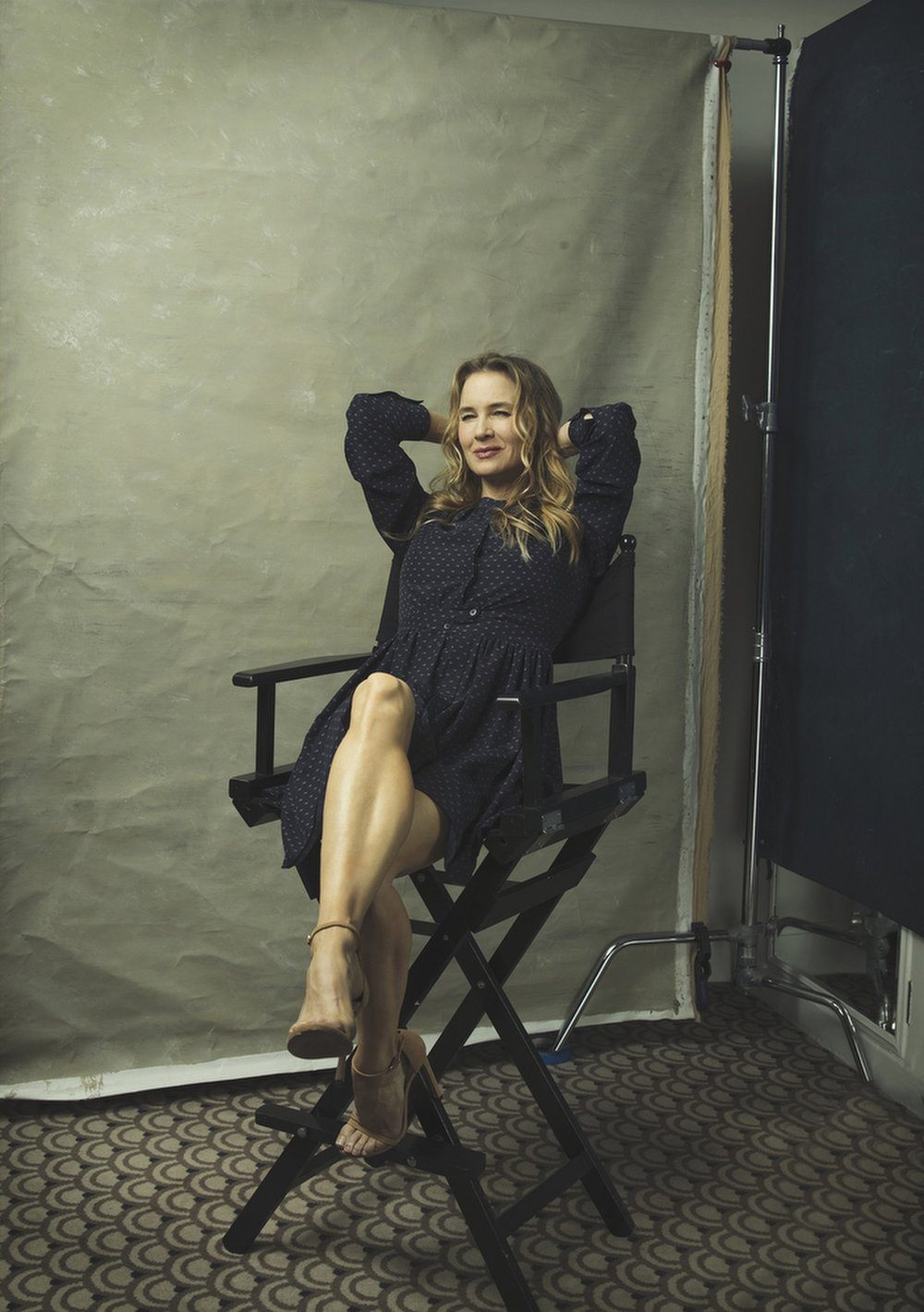 Renée Zellweger, Claridge's, Mayfair