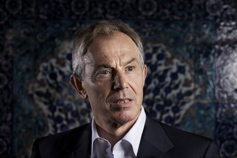 Tony Blair, The American Hotel, Jerusalem
