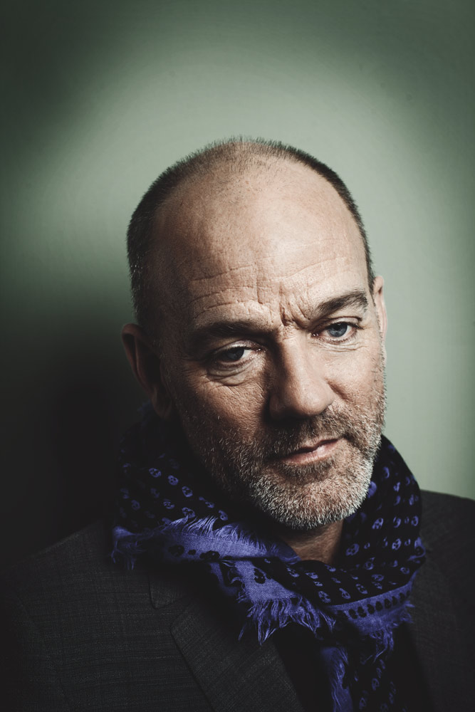 Michael Stipe, Piccadilly, London