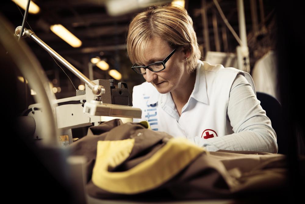 Initial Workwear, Lokeren, Belgium