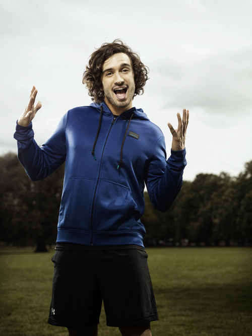 Joe Wicks, Greenwich, London