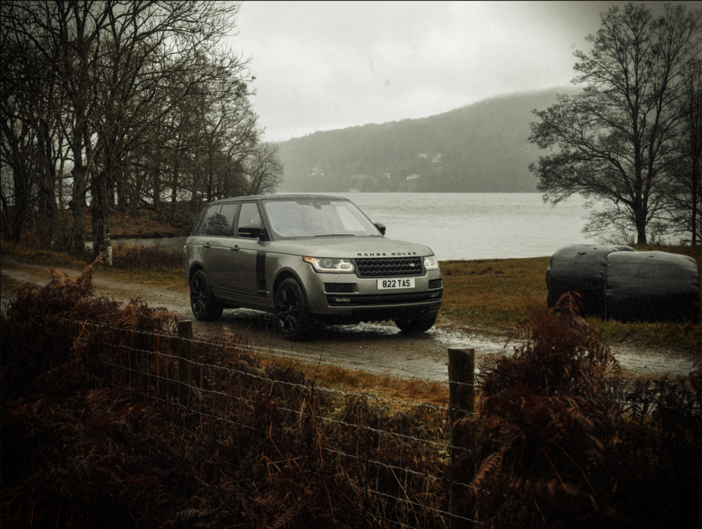 Car, food and rural reportage photography for Land Rover