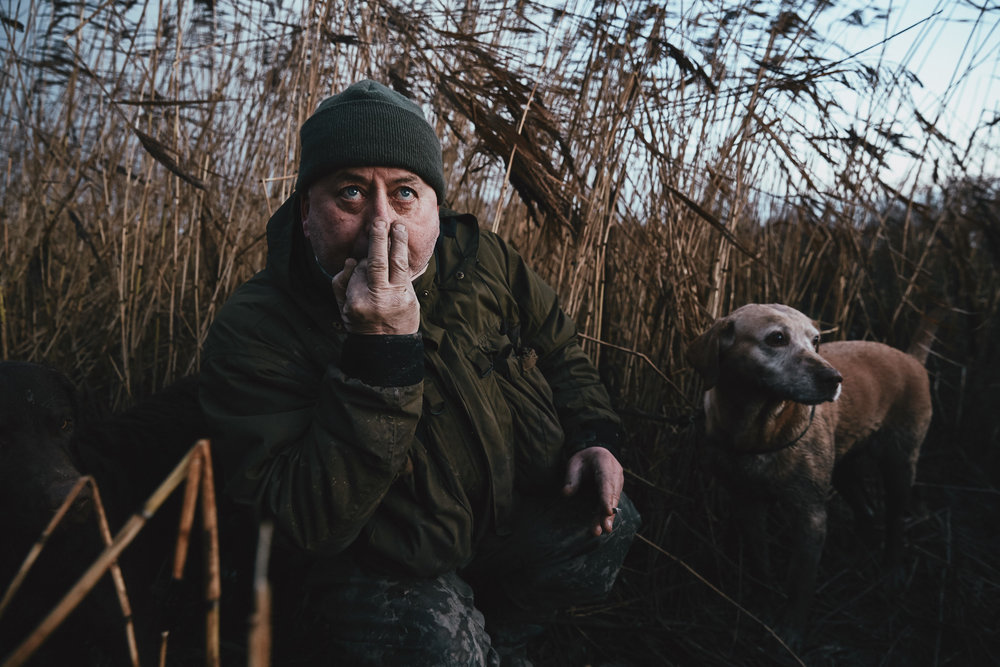 Wildfowling on the Humber - Nature & Lifestyle Photography Matthew Lloyd