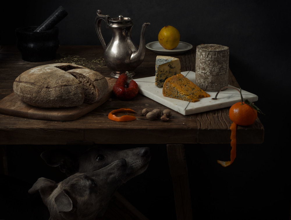 Dutch Masters - - Still lifes in the style of -