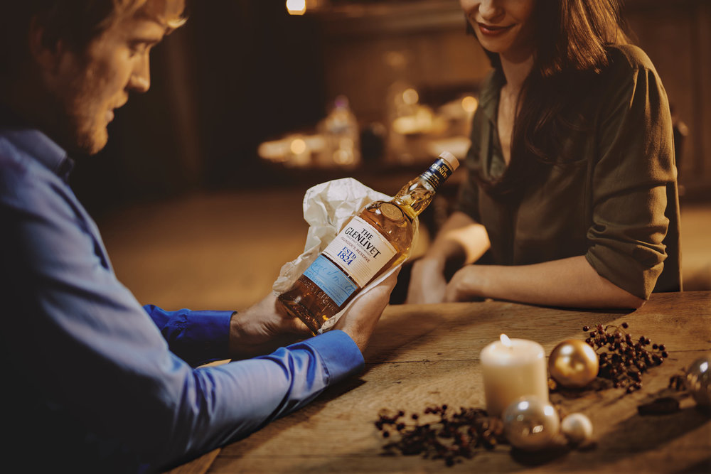 Glenlivet Festive Shoot - Coming Soon