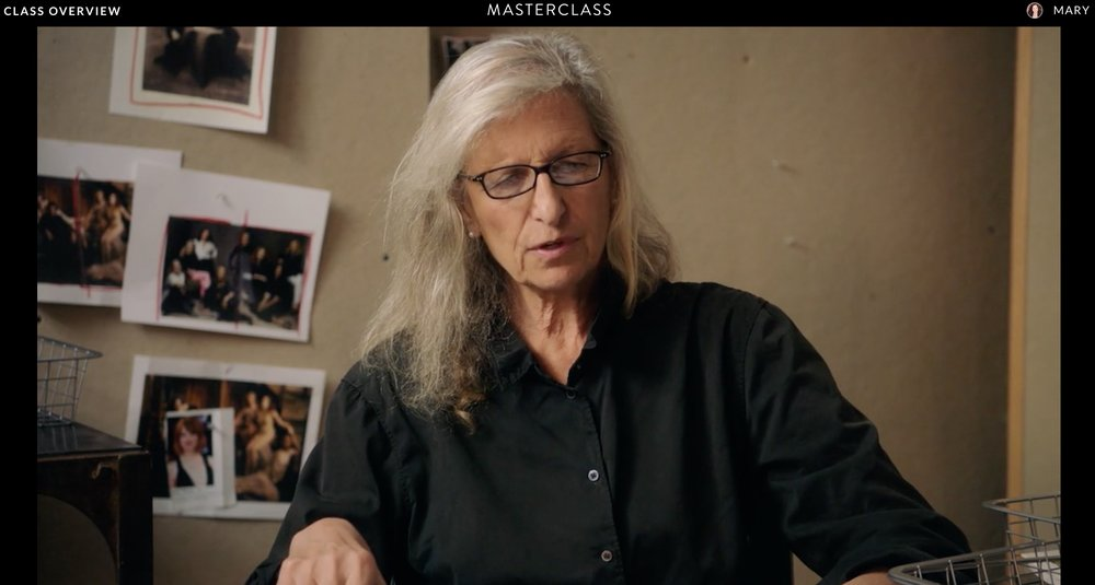 Annie Leibovitz - MasterClass