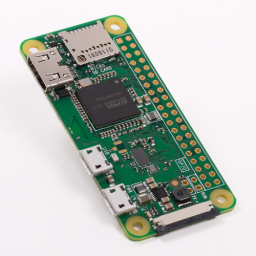 A $10 Raspberry Pi Zero is a fully-functional wifi-equipped computer capable of retrieving its location.