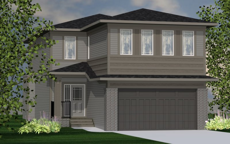 Cypress - FRONT ATTACHEdStarting from the $500's Incl. GST Square Feet: 2261Details & Addresses
