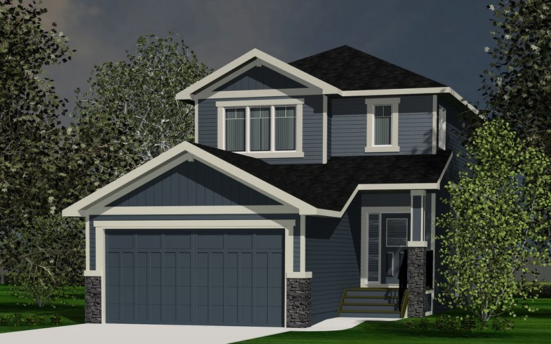 Larch - FRONT ATTACHEDStarting from the $460's Incl. GSTSquare Feet: 1825Details & Addresses