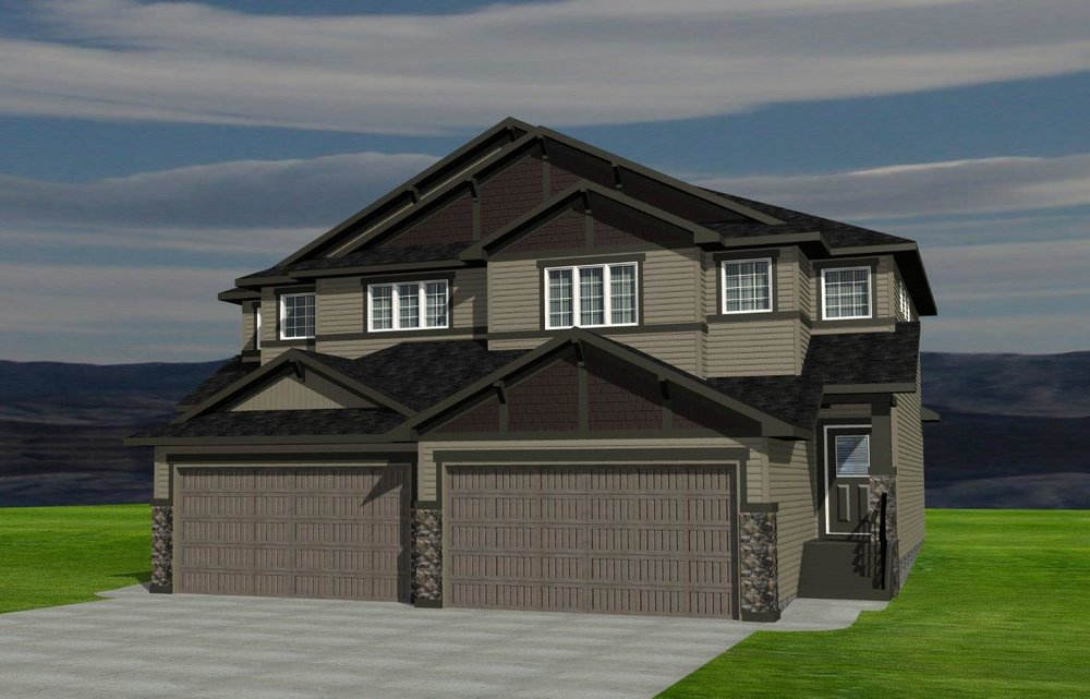Windermere - DuplexStarting from the $410's Incl. GSTSquare Feet: 1707Details & Addresses