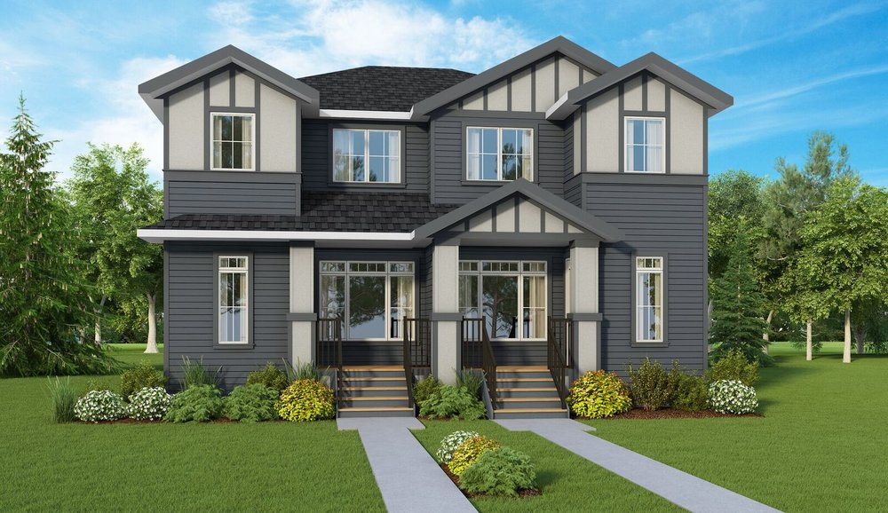 Cascade - Semi-Attached HomeStarting from the $320's Incl. GSTSquare Feet: 1270Details & Addresses
