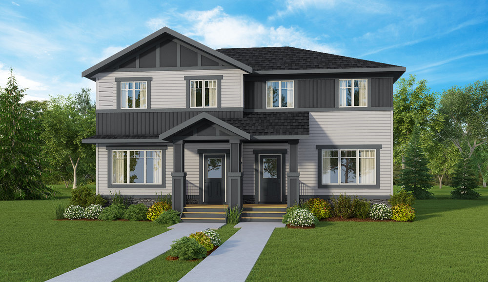 Oxford - DuplexStarting from the $370's Incl. GSTSquare Feet: 1596Details & Addresses