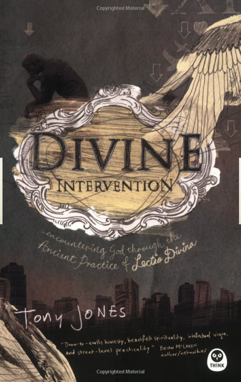 Divine Intervention by Tony Jones