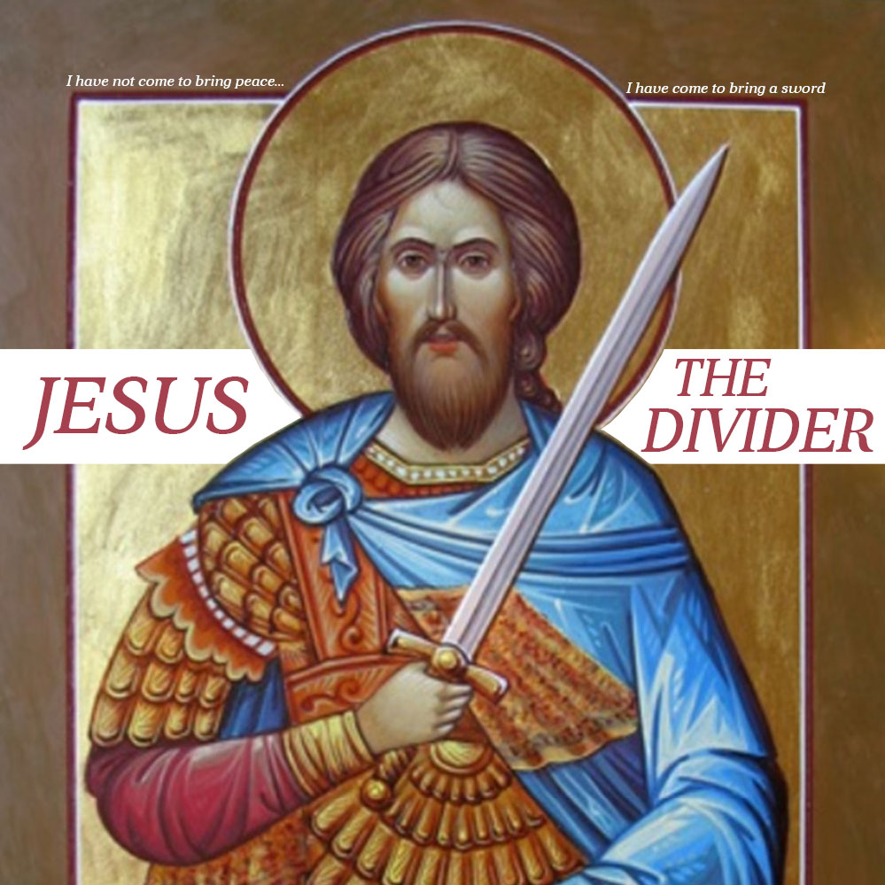 jesus-the-divider