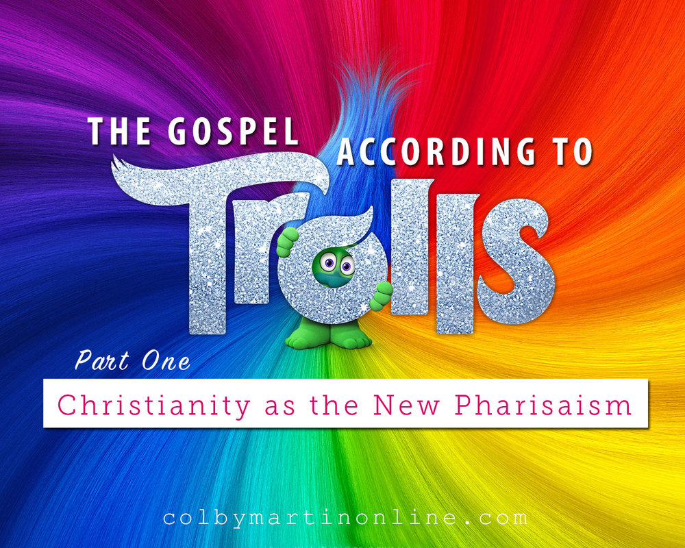 Trolls movie teaches gospel progressive christianity