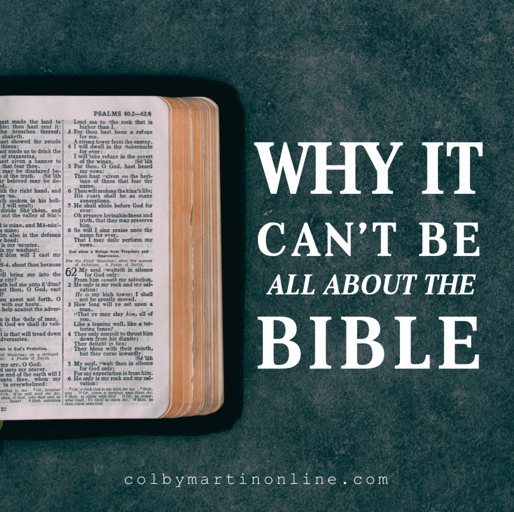 why it can't be all about the bible.png