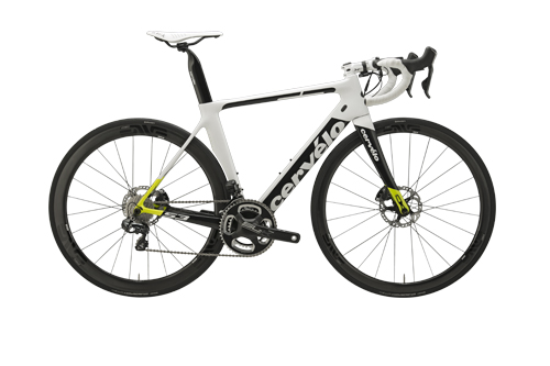 SIZE 54 IN-STORE DISPLAY BIKE WITH ZIPP 303'S  CERVELO S3 DISC ULTEGRA $4800 -
