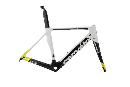 SIZE 54 IN-STORE DISPLAY CERVELO S3 DISC  FRAME 20% OFF $2500 -