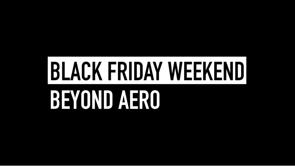 Discounts & Specials | 2-Days Only - November 19, 2017By Beyond Aero