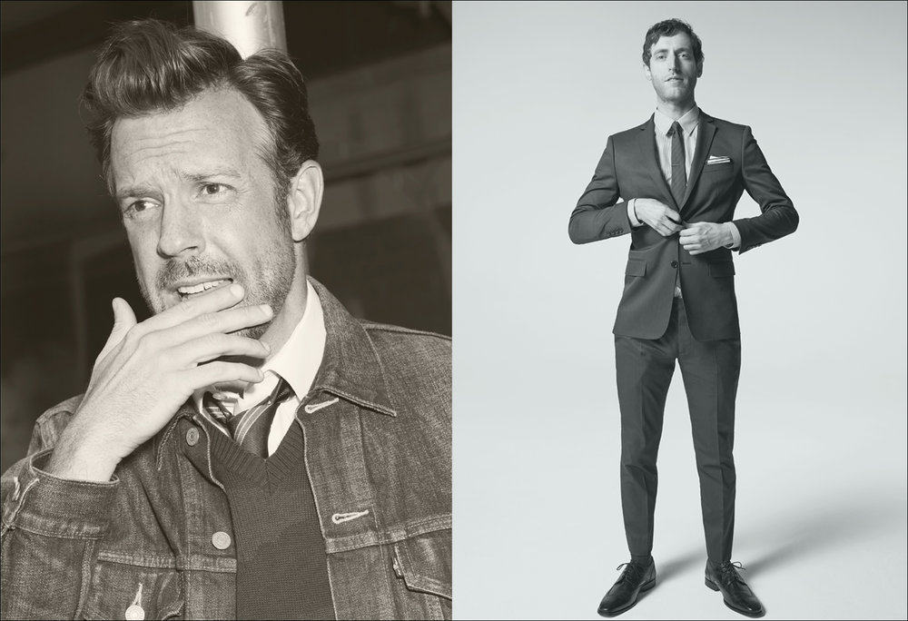 JASON SUDEIKIS- THOMAS MIDDLEDITCH