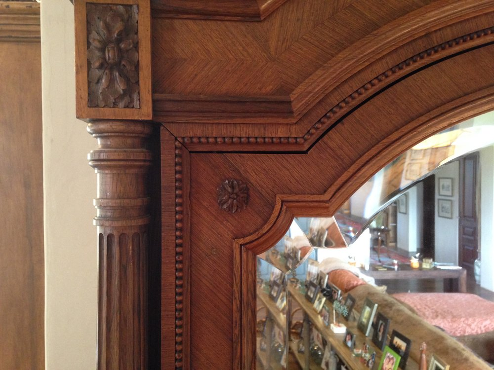 AFTER - Armoire door