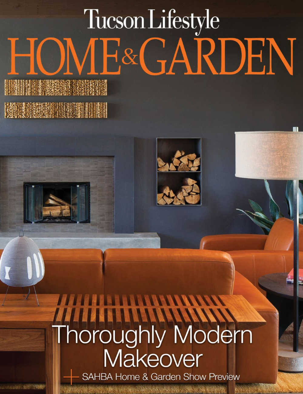 TUCSON LIFESTYLE HOME & GARDEN MAGAZINE  Oct. 2013