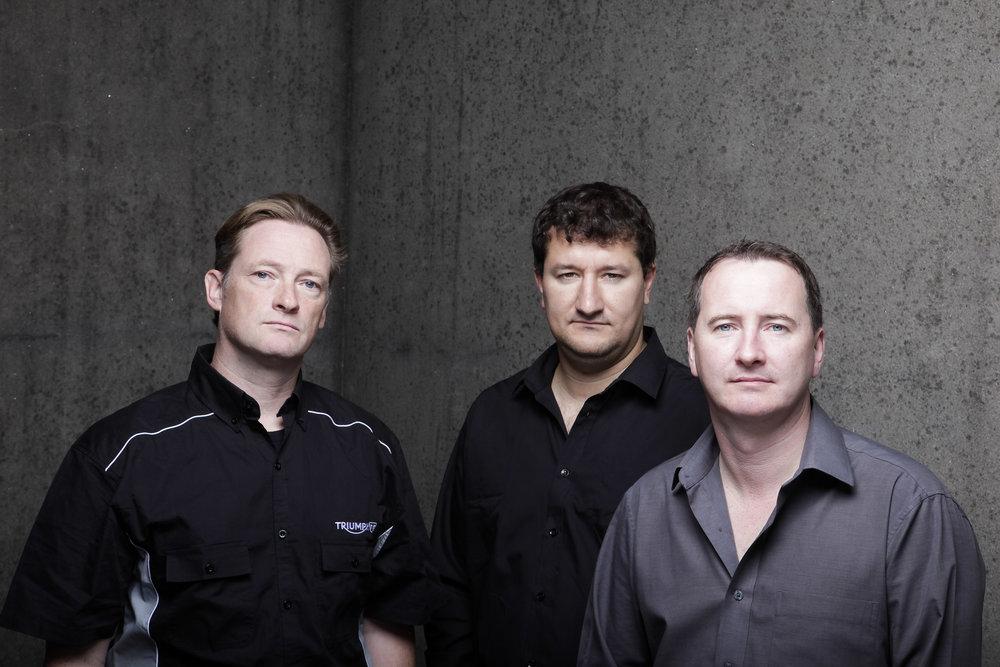 the kevin brady trio