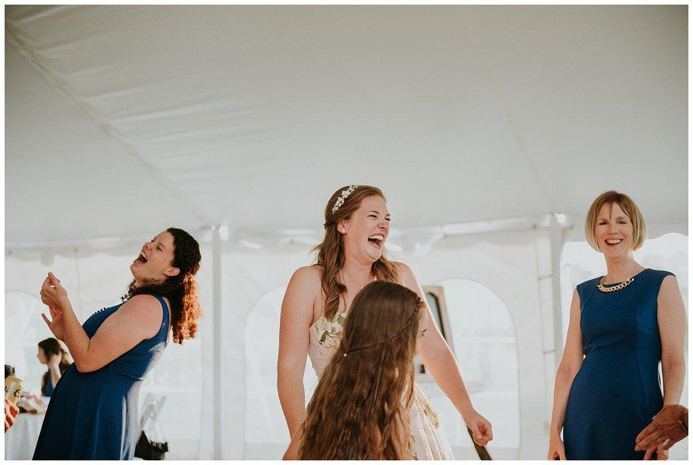 Relaxed Frontyard Wedding in Trenton, Ontario | Holly McMurter Photographs