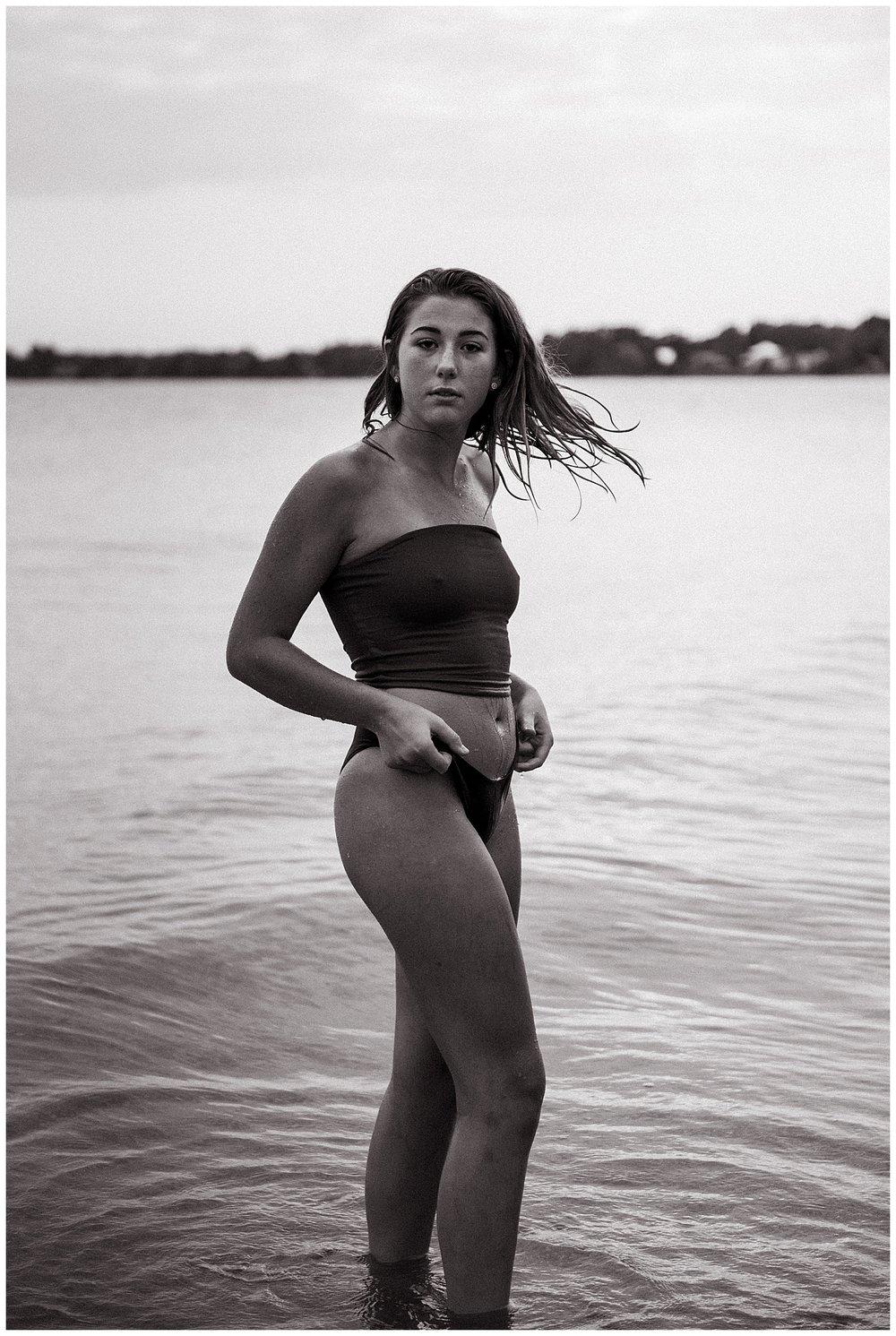 Holly McMurter Photographs | Prince Edward County Beach Boudoir