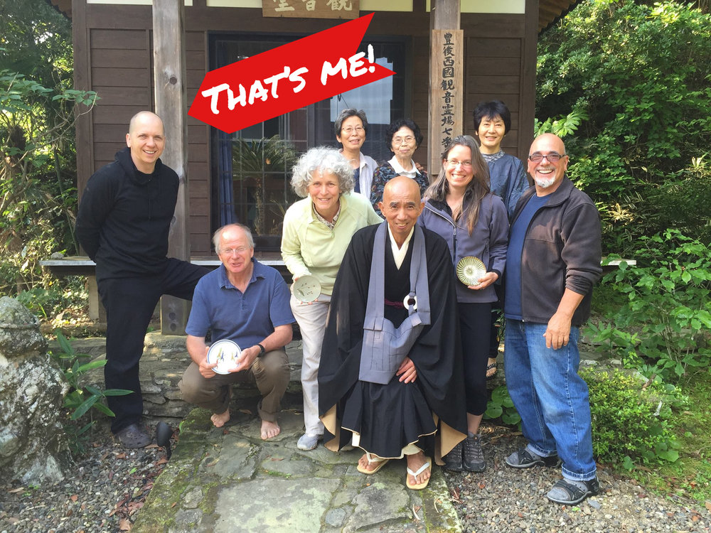 Shōganji Zen Retreat, Japan, 2015.My deepest gratitude to Jiho Kongo for the inspiration and teachings, as well as all the wonderful, interesting, and inspiring guests that we have hosted over the years. I spent almost two years living at Shōganji Zen temple and presently still working as online coordinator. I consider Shōganji my spiritual home.Click the photo for the Shōganji Zen Retreat website.