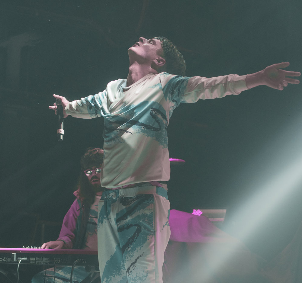 From Oliver Tree's Show in Atlanta on Skizzy Mars' Tour
