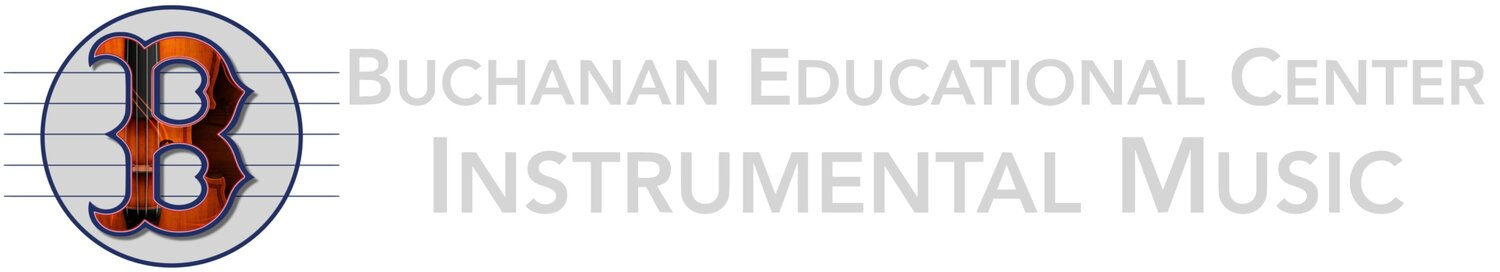 Buchanan Educational Center Instrumental Music