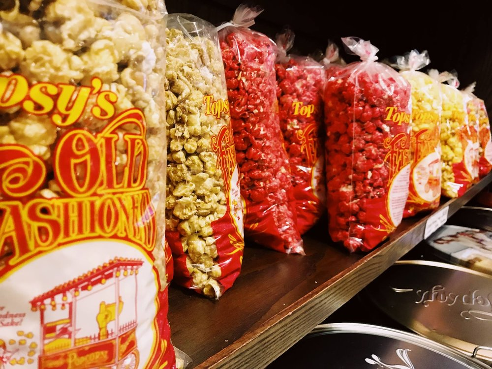 Topsy's Popcorn   photo credit//  @topsyspopcorn   KANSAS CITY, MISSOURI
