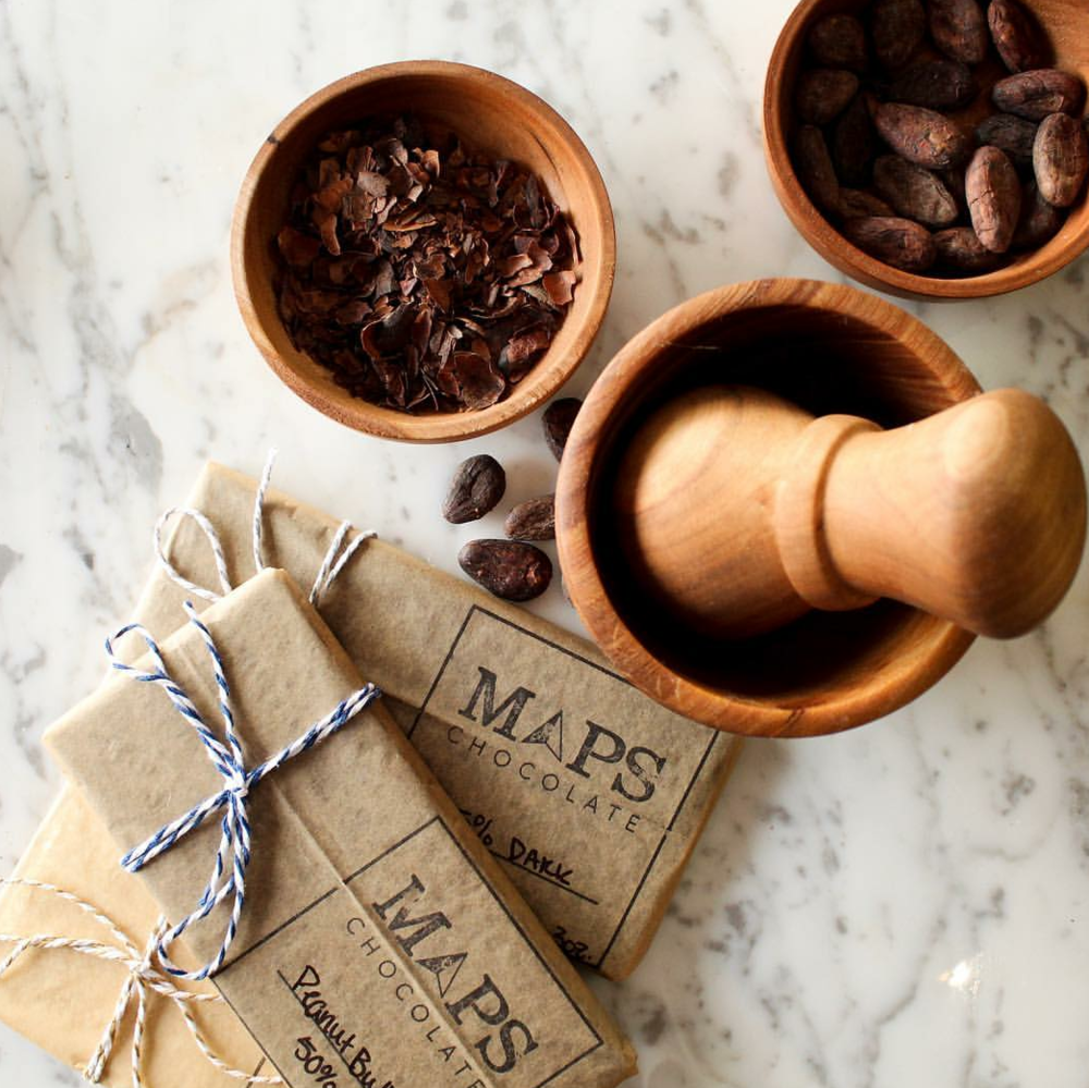 MAPS - Small Batch Chocolate   photo credit//  @extraontop   LENEXA, KANSAS