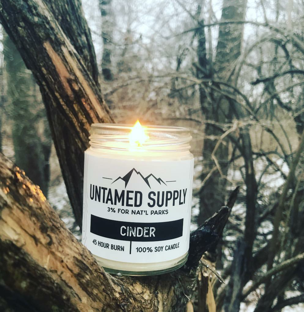 Untamed Supply - 3% back to National Parks   photo credit//  @untamed_supply   KANSAS CITY, MISSOURI