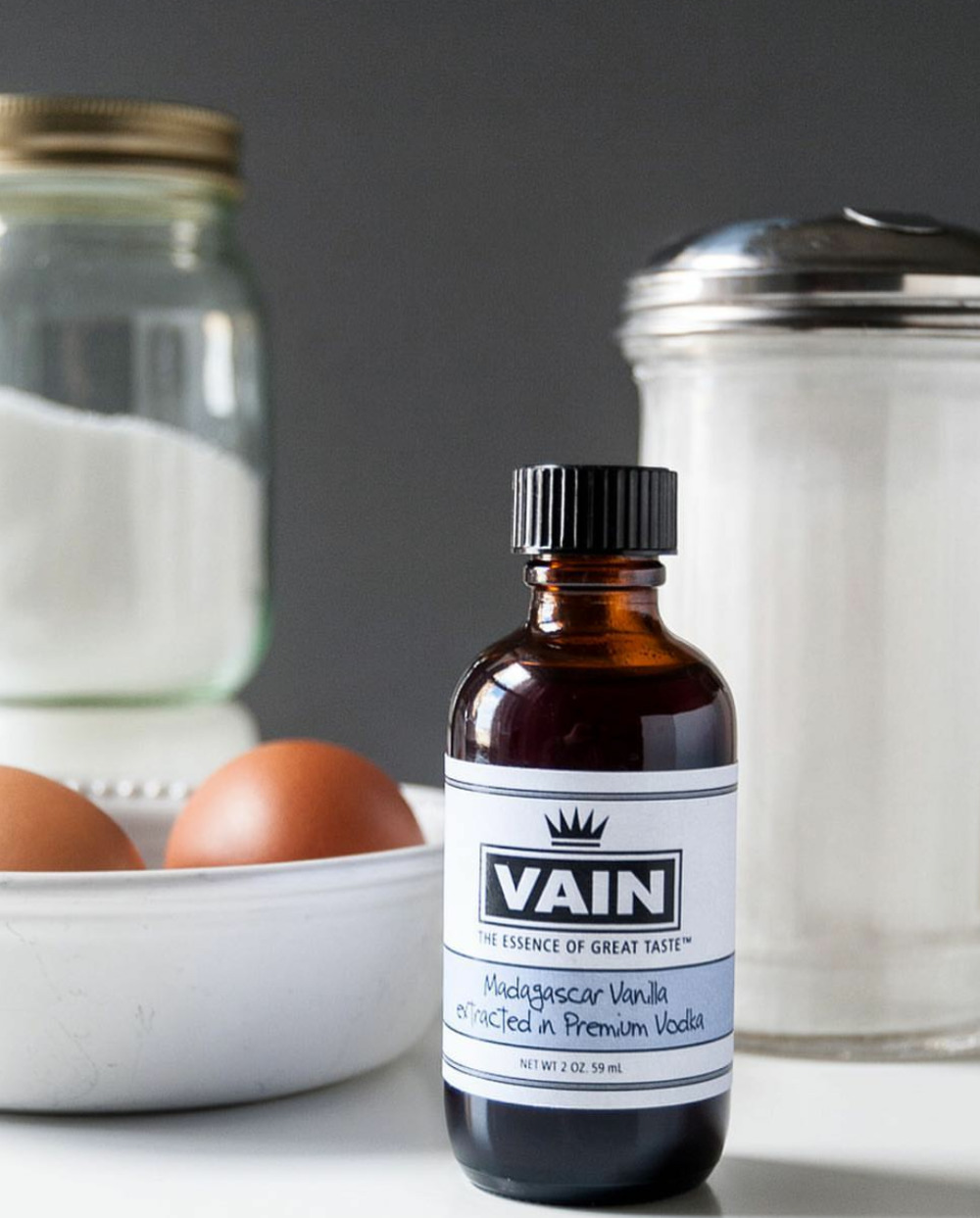 VAIN Foods - Mexican Vanilla   photo credit//  @cucinaandcamera   KANSAS CITY, MISSOURI