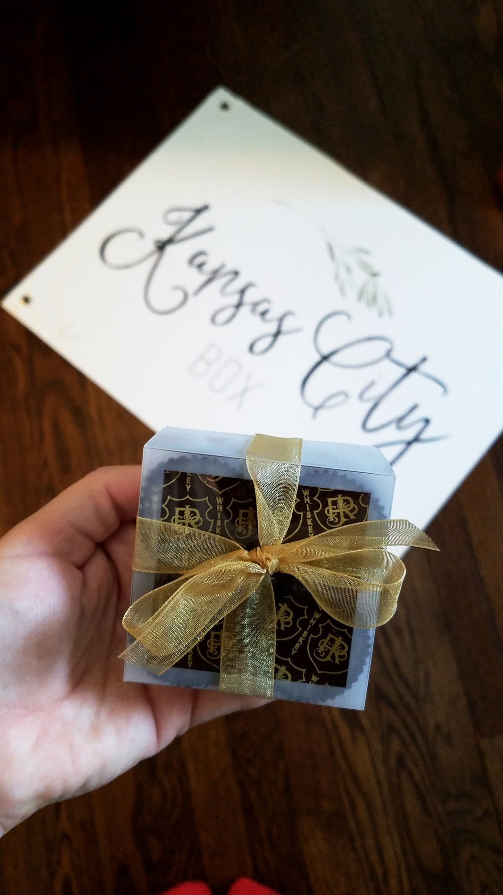 J. Rieger Co. Whiskey Truffles   photo credit//  @kc_local   KANSAS CITY, MISSOURI
