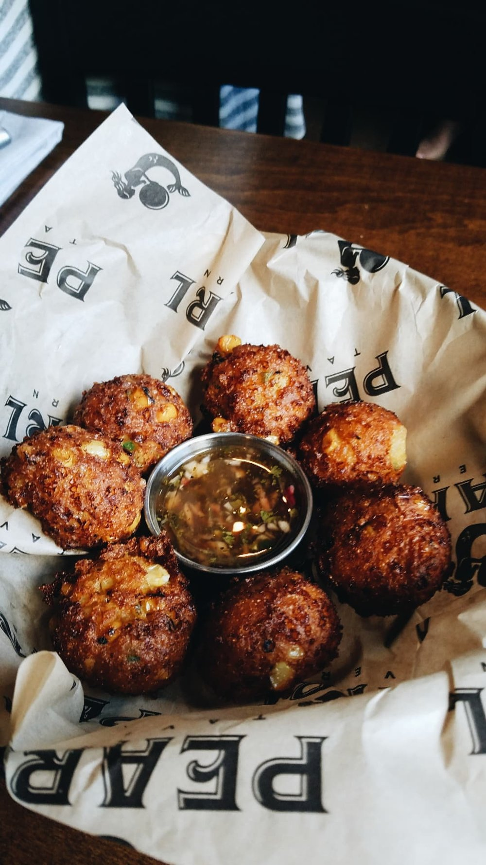 HUSHPUPPIES - APRICOT JALAPEÑO JELLY