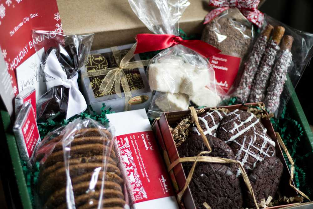 AGForce Transport Services - Holiday Sweets Proposal