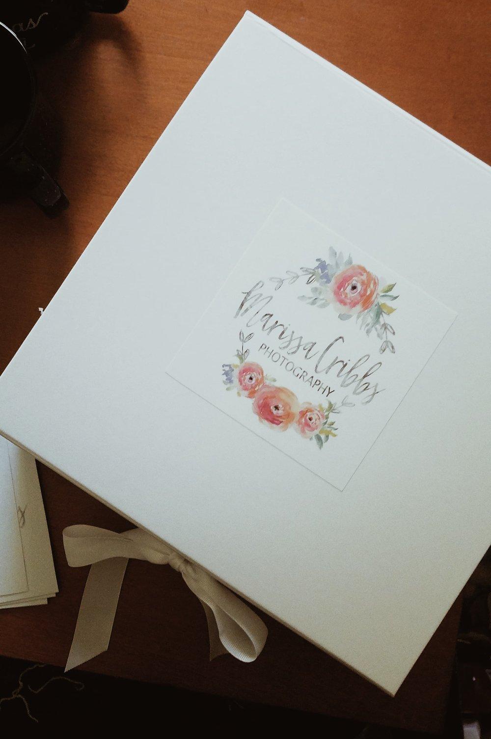 cardboard box branding sticker - $1.00+